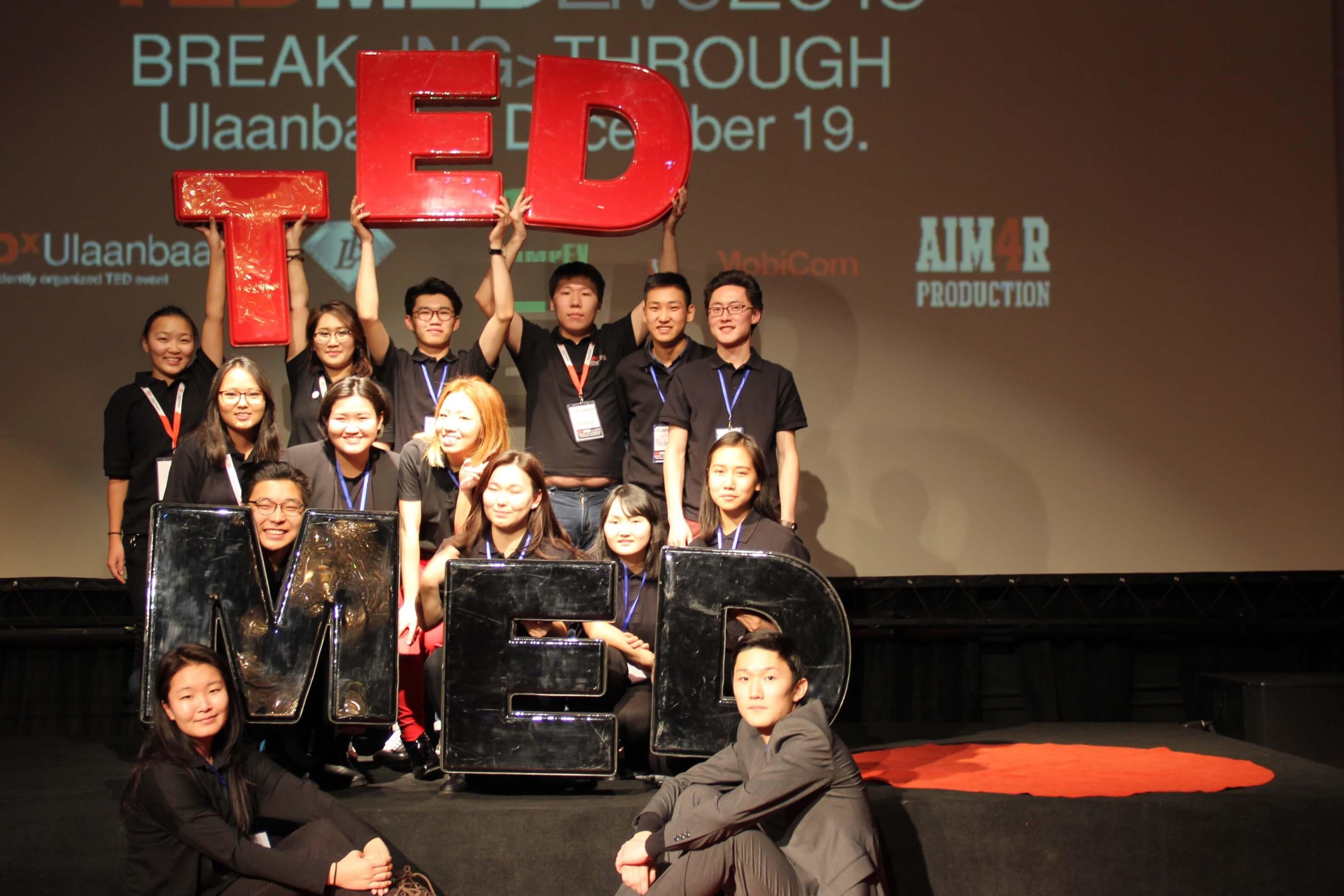 TEDx experiences